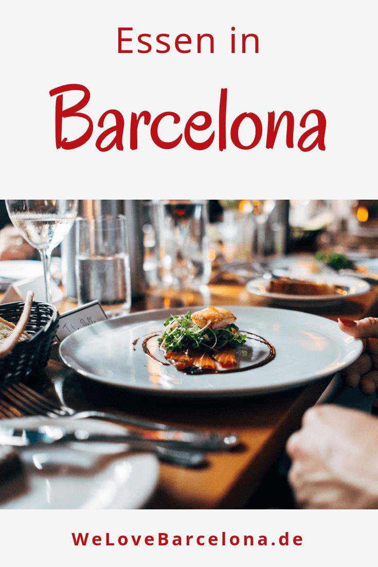 Restaurants in Barcelona ♥ die Top 10 Restaurants der Stadt