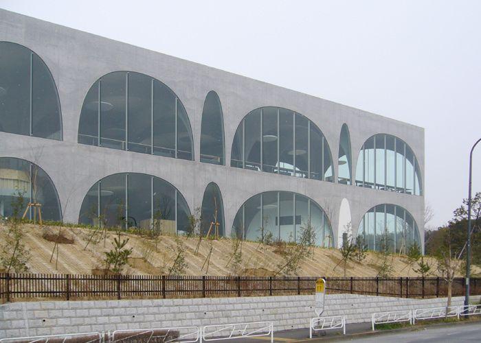 Tama Art University New Library/Toyo Ito