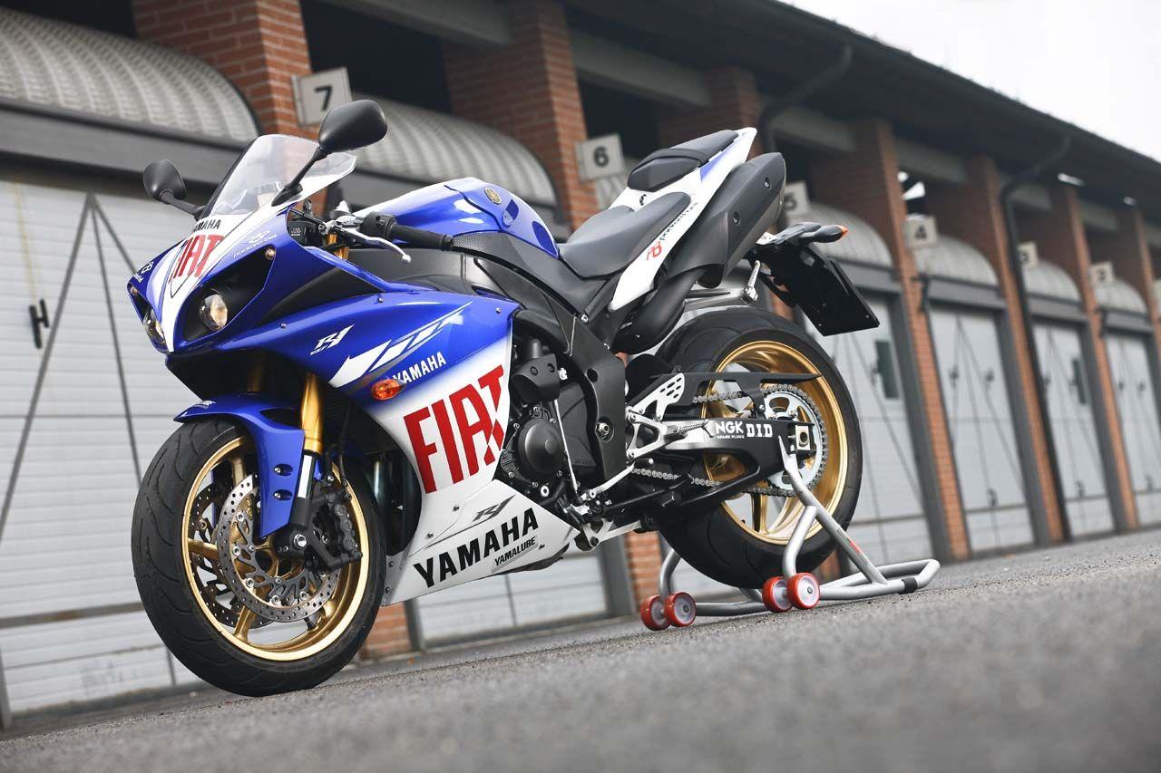 Yamaha R1 Fiat Edition | Street Bikes | Pinterest | Motogp, Fiat and