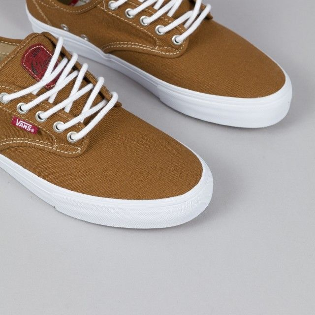 eec6147779 Vans Chima Ferguson Pro (Cork) Rubber   Red