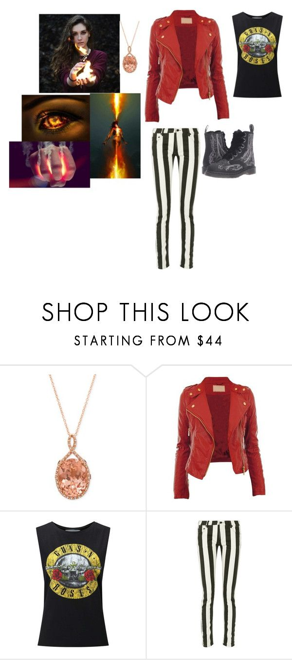 """""""Queen Belladonna Darkmore"""" by moon-me-stars on Polyvore featuring LE VIAN, Miss Selfridge, Off-White and Dr. Martens"""