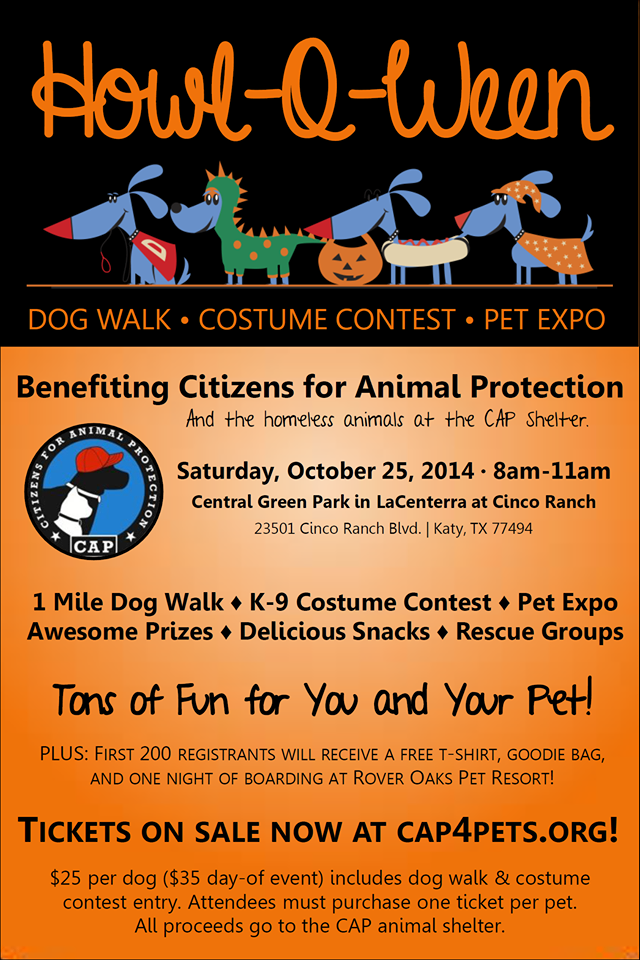Don T Forget To Mark Your Calendars The Annual Howl O Ween