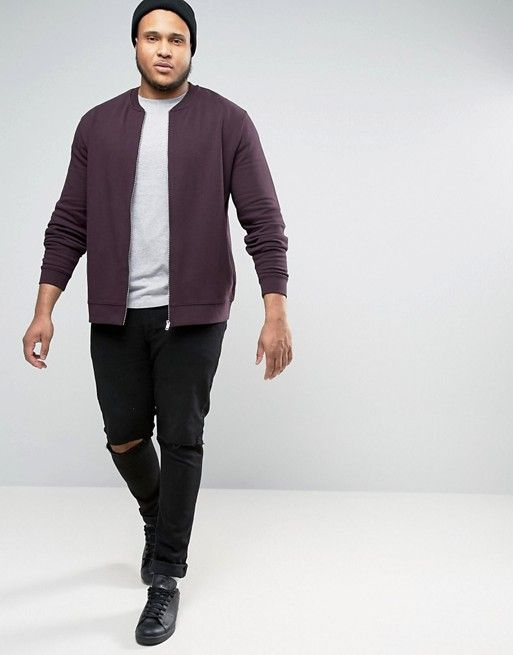 798c616f5ca Cool News! ASOS Launches the Plus Size Men Collection!
