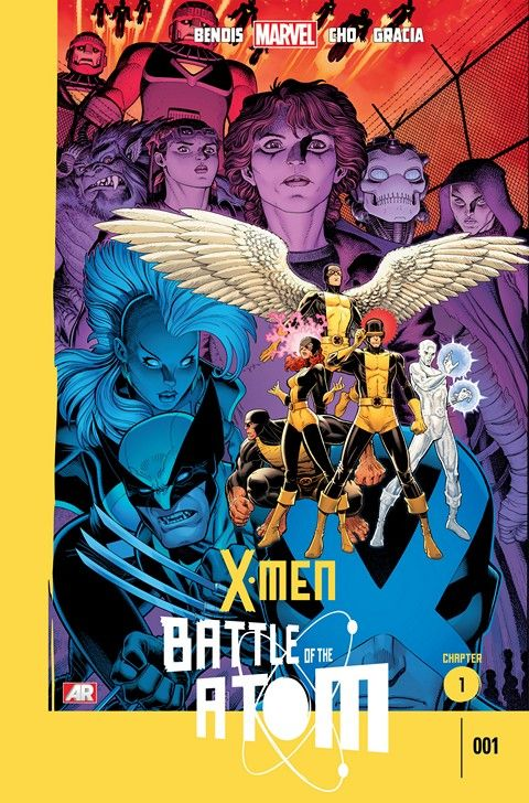 X Men Battle Of The Atom Complete 1 10 Free Download Marvel Comics Comics Timely Comics