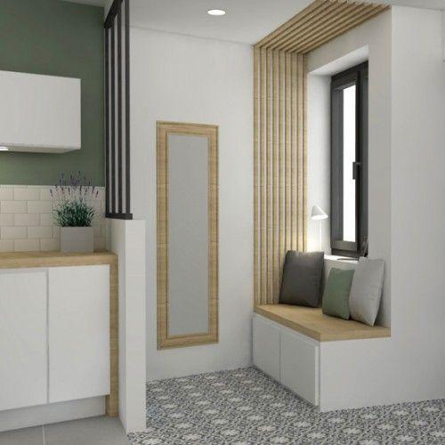 Maison renovation amenagement decoration architecture interieure lyon ambutrix travaux comble - Maison travaux decoration ...