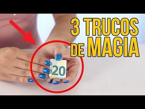 3 Increíbles Trucos De Magia Para Impresionar Youtube Trucos De Magia Magia Trucos
