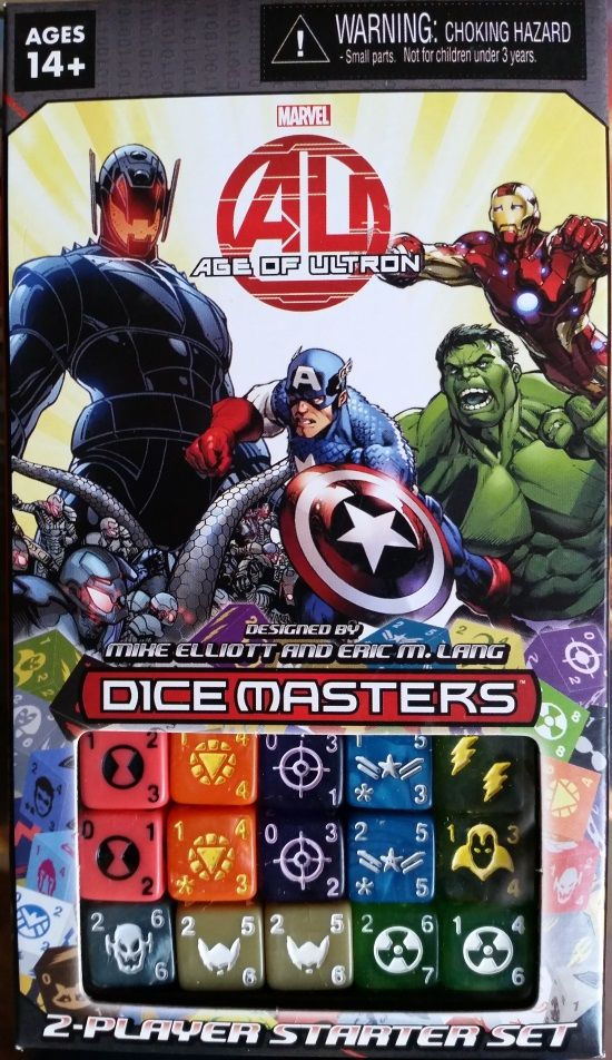 Dice Masters WizKids Online comic books, Game store