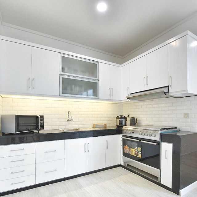 Small Kitchen Dapur Bersih Area Hanya 3x2m2