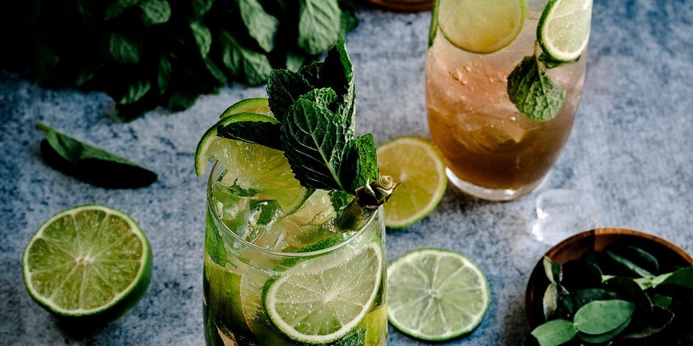 10 Cocktails Named After Dogs Mojito Cocktail Names Summer Drinks