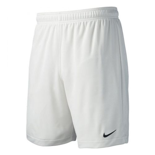 Nike Men's Equaliser Soccer Shorts White | what I like