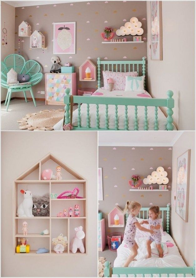 Toddler Girl Room Interior Design: Top 10 Bedroom Design Ideas For Toddler Girl Top 10