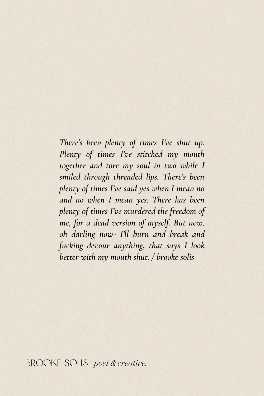 women poets all through 50