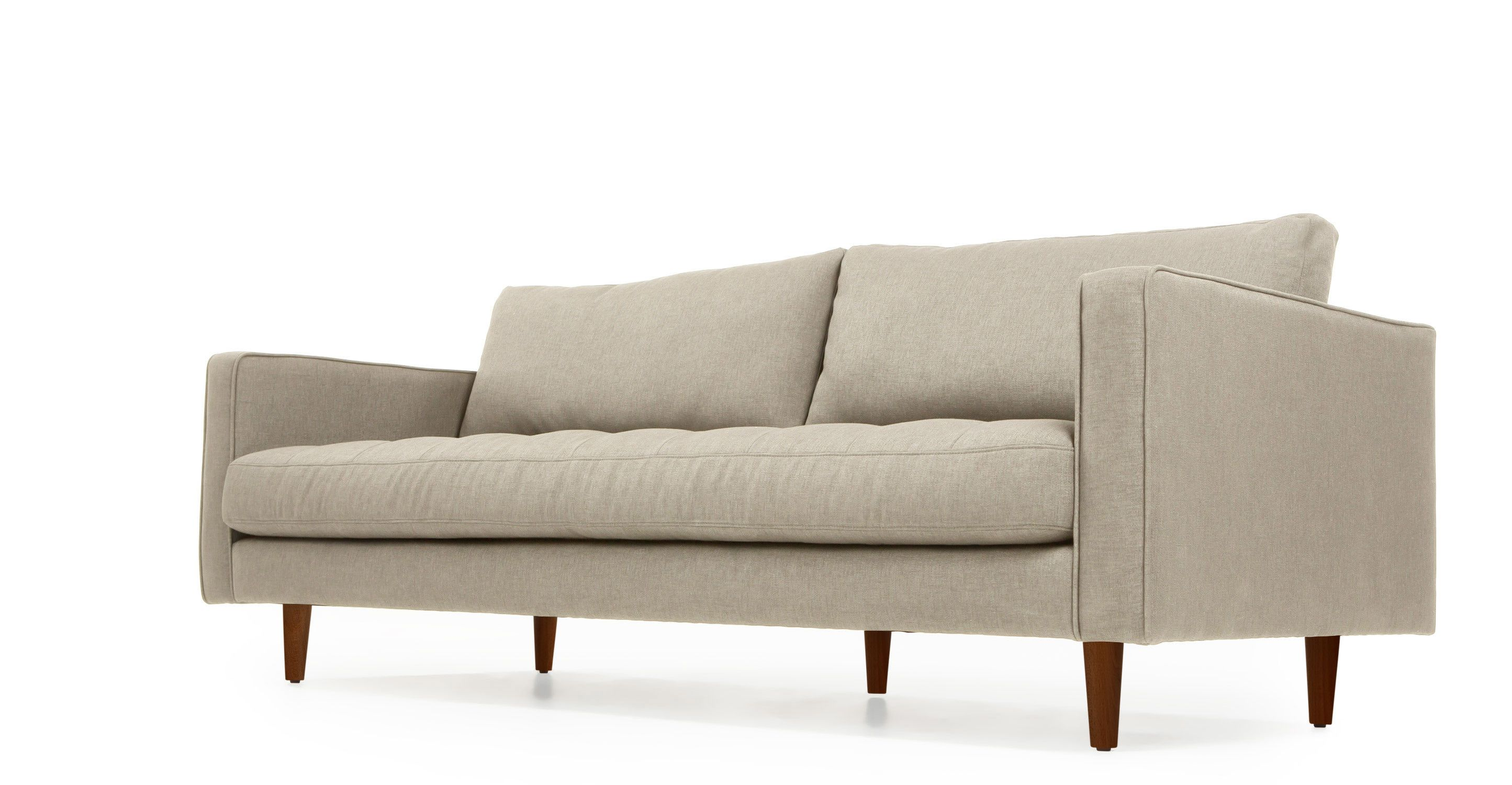 Scott 3 Sitzer Sofa Beige