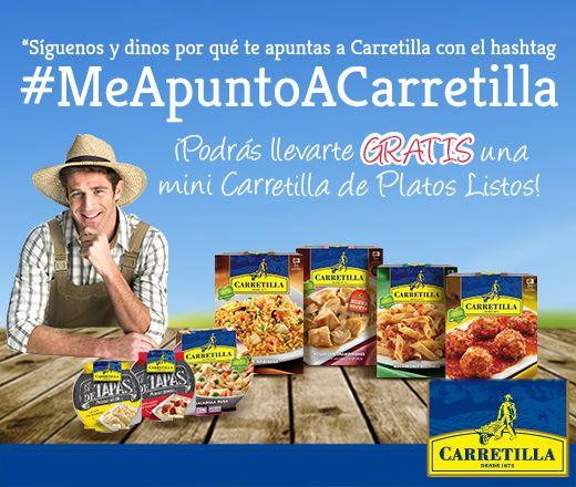 #MeApuntoACarretilla
