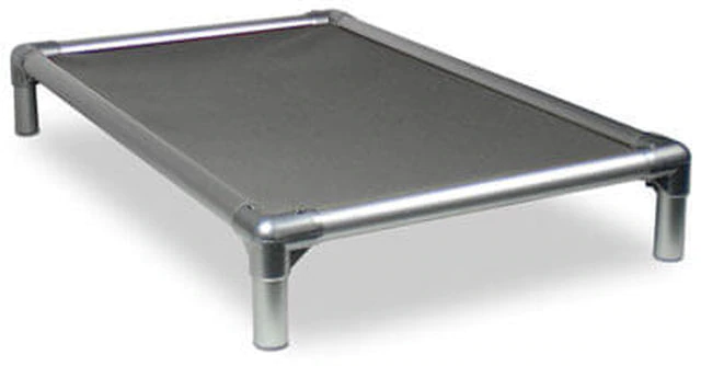 All Aluminum Dog Bed in 2020 Camping dog bed, Dog bed