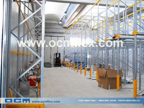 Warehouse logistics - Door | Industrial high-speed doors