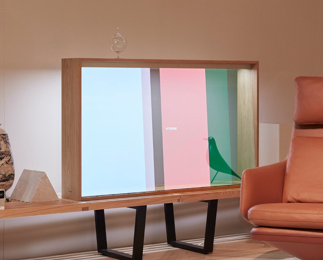 Panasonic Wants To Make Displays More Invisible And Ubiquitous In Homes Yanko Design Mobilier Design Design Mobilier