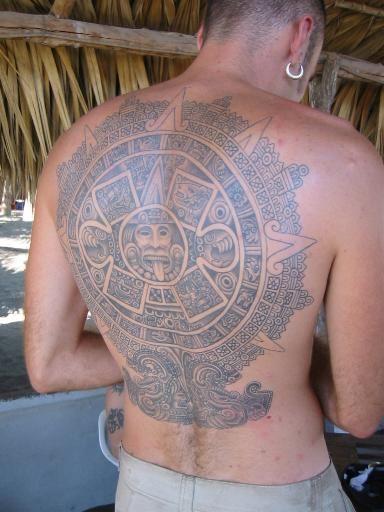 Aztec Calendar Tattoo Aztec Tattoo Designs Aztec Tattoo Tattoos