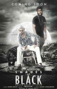 shades of black gagan kokri ft fateh mp3 song