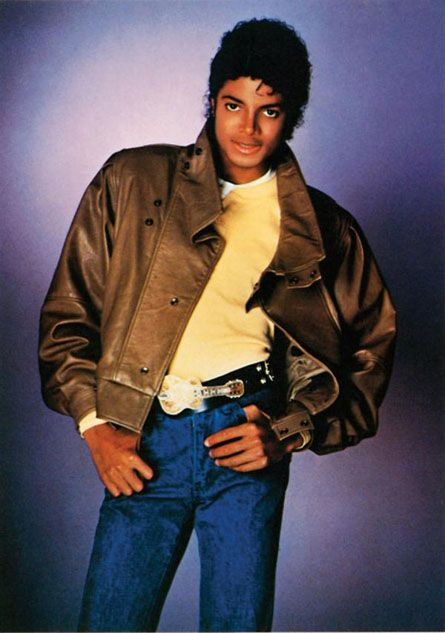 Micheal Jackson Listen To The Radio Show And Watch 80s Videos At