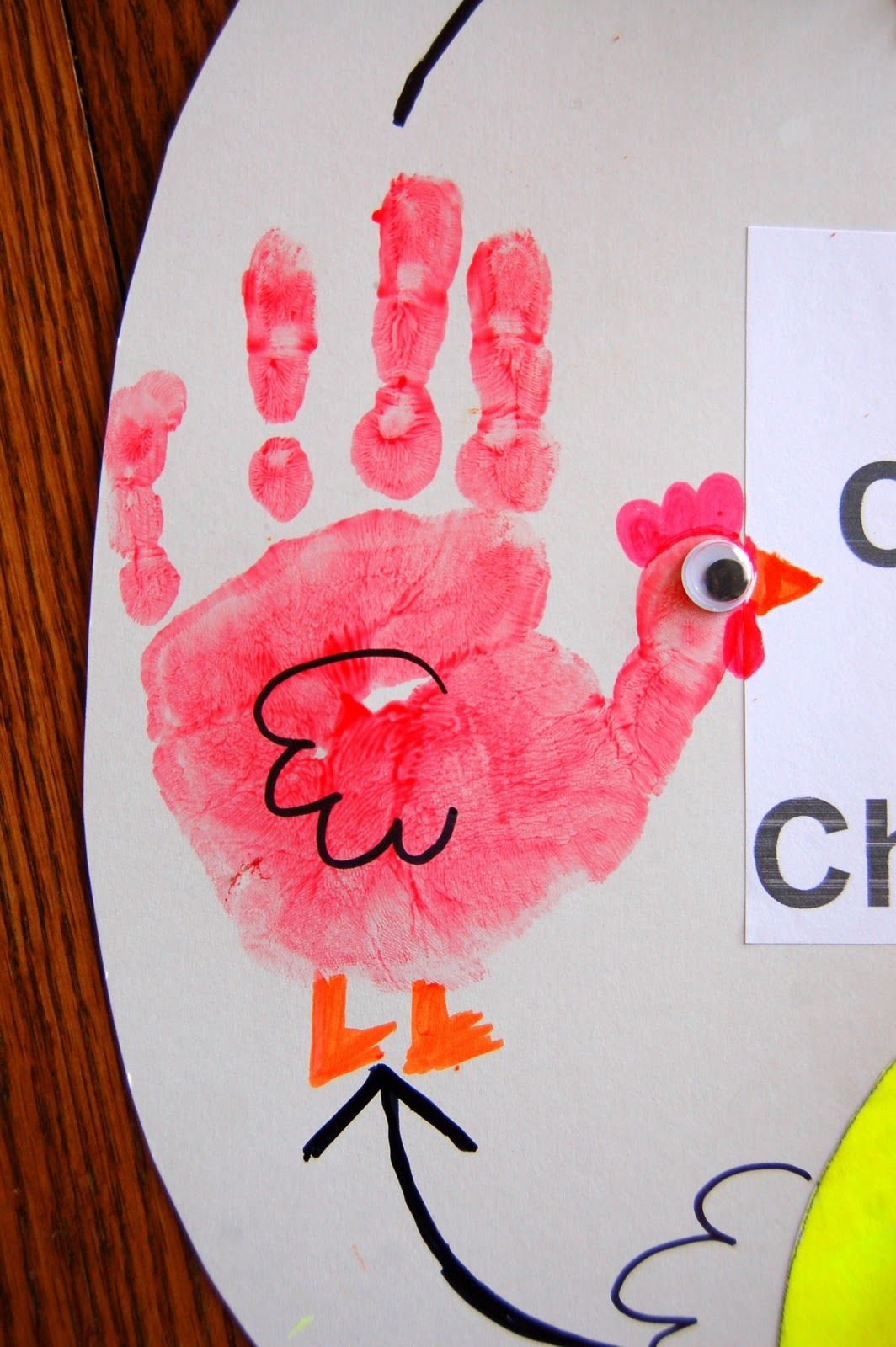 Little Red Hen Idea To Tie In With Life Cycle Of A Chicken Carol Hamilton