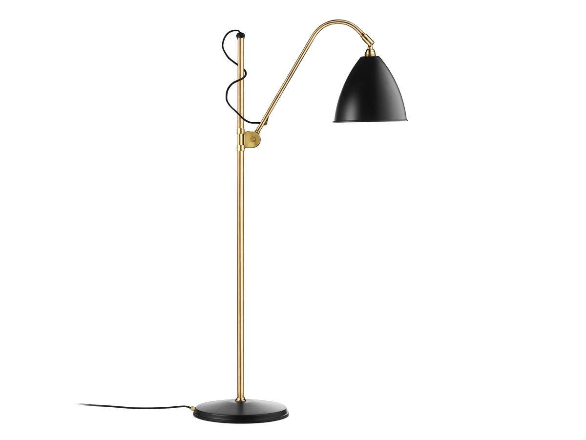Pin By Jared Kang On Lightings Modern Contemporary Floor Lamp Brass Floor Lamp Floor Lamps Uk