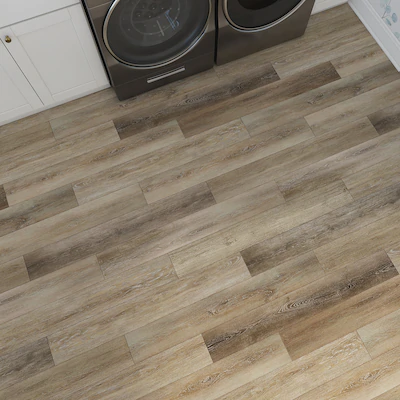 SMARTCORE Ultra 8Piece 5.91in x 48.03in Woodford Oak