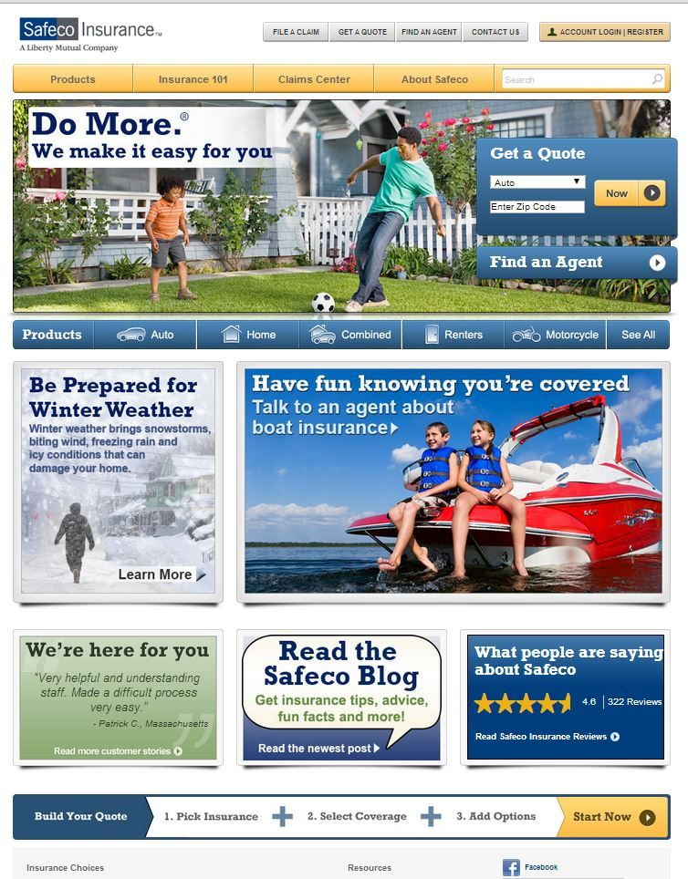 Best insurance insurance website