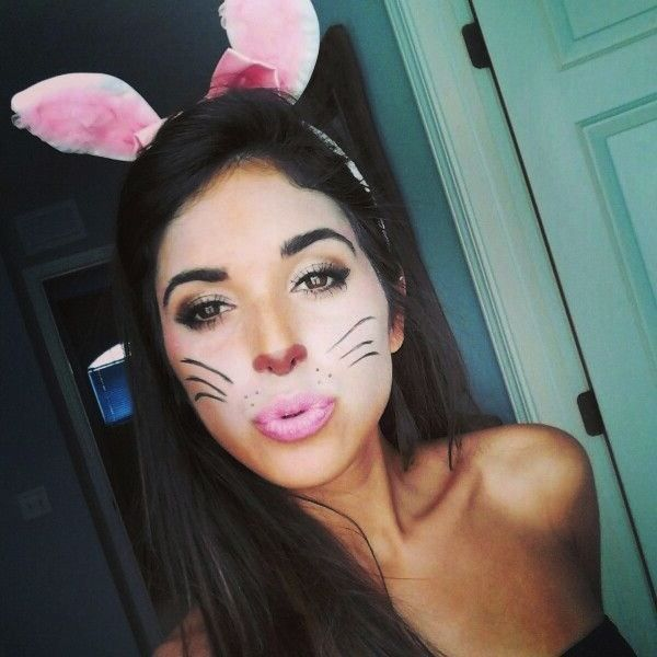 Image result for bunny costume makeup | Ideas | Pinterest ...
