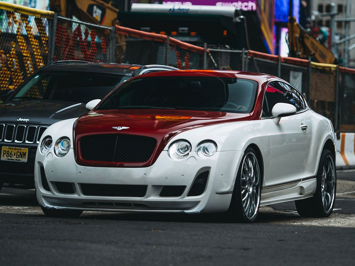 The Fast And The Furious 8 Cars A Complete Roundup Bentley