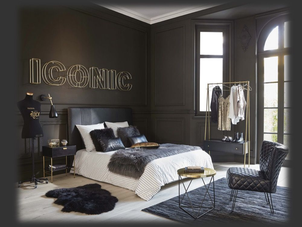 Best Luxury Black And Gold Bedroom Ideas Gold Bedroom Home 640 x 480