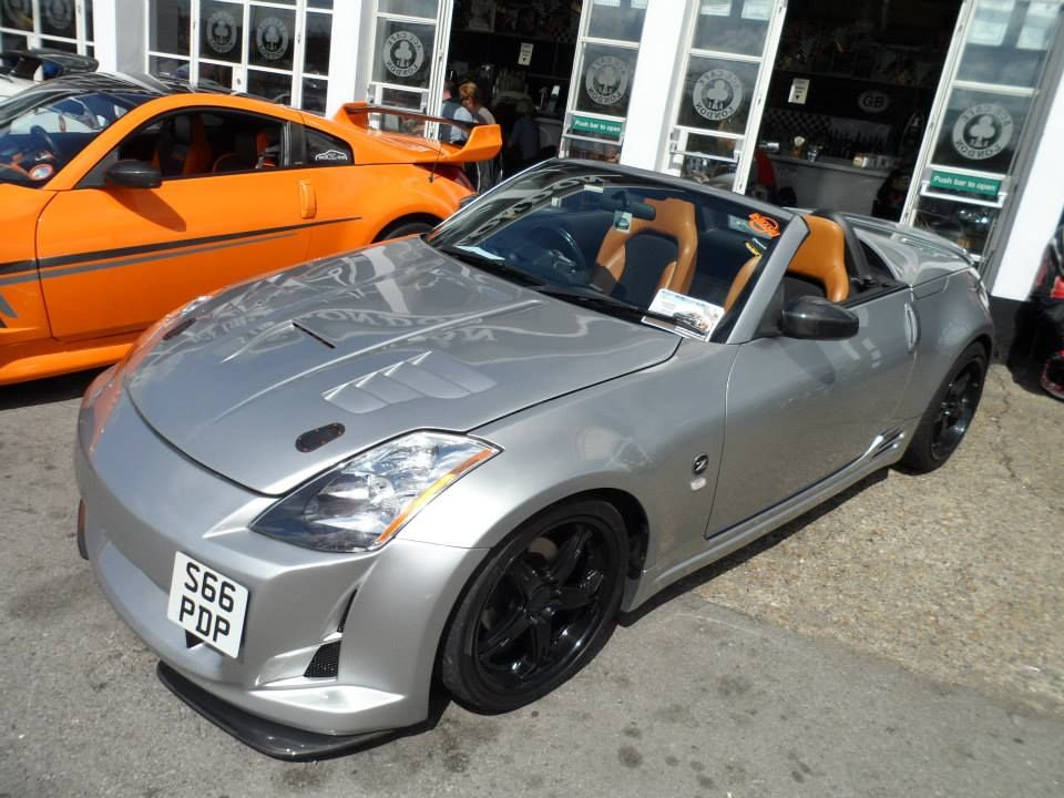 Nissan 350Z Ace Café Meet - Modified Car Insurance and Car Club ...