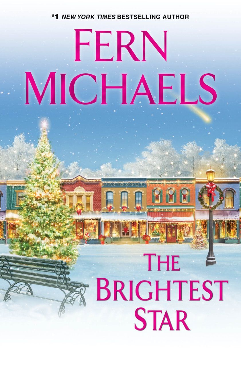 Pdf The Brightest Star By Fern Michaels Ebooks Free Download In 2020 Fern Michaels Holiday Romance Books Christmas Novel