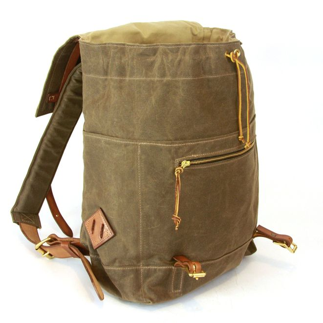 The Catamount Inspired By The Mountaineering Backpacks Of The