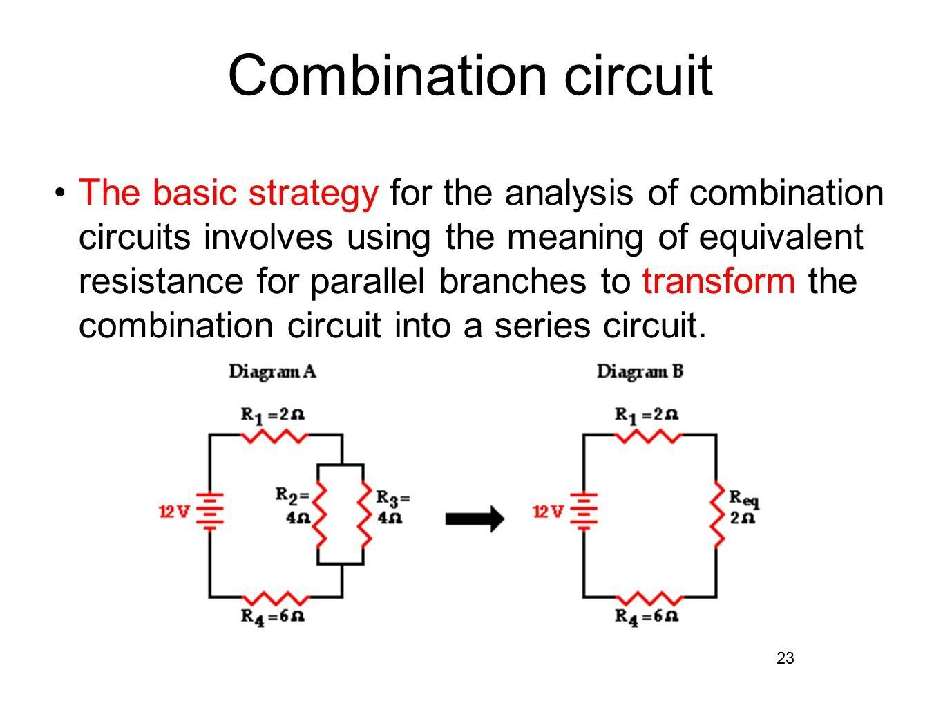 Answer Key Combination Circuits Worksheet With Answers ...