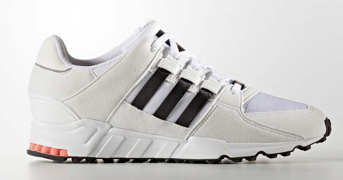 Adidas Eqt Support Rf Vintage White Core Black 50 Shipped