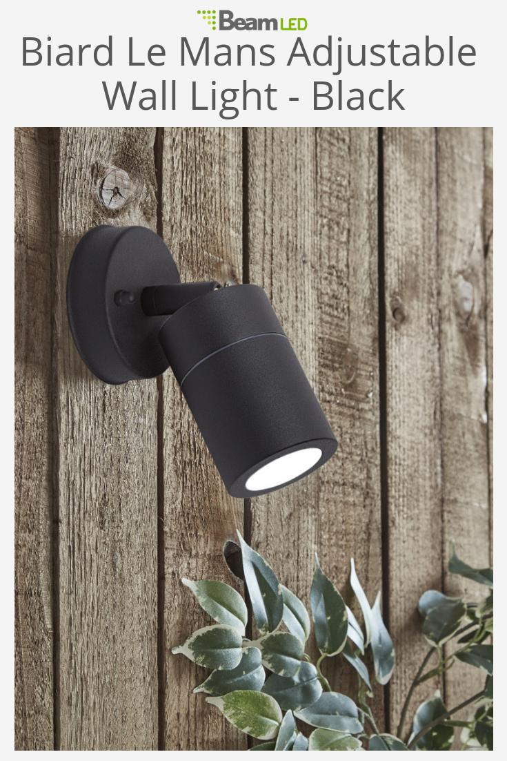 Biard le mans ip adjustable outdoor wall light outdoor lighting