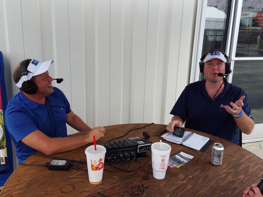 KSR summer tour made a stop at the Kentucky Speedway