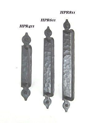 Hpr Spade Series Rustic Spanish Style Round Wrought Iron Cabinet Pull Bushere Son Studio Inc
