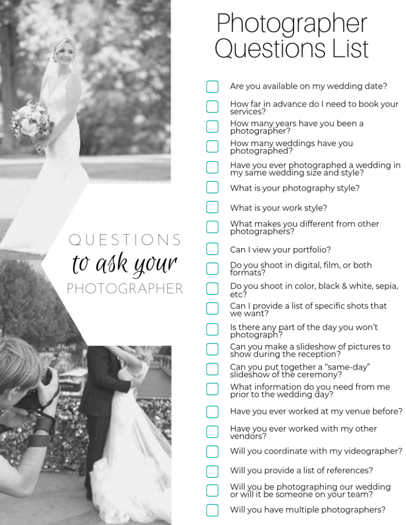 How Much Does A Wedding Photographer Cost Inspired Wedding Planner Wedding Photographer Cost Wedding Guest Book Wedding Planning