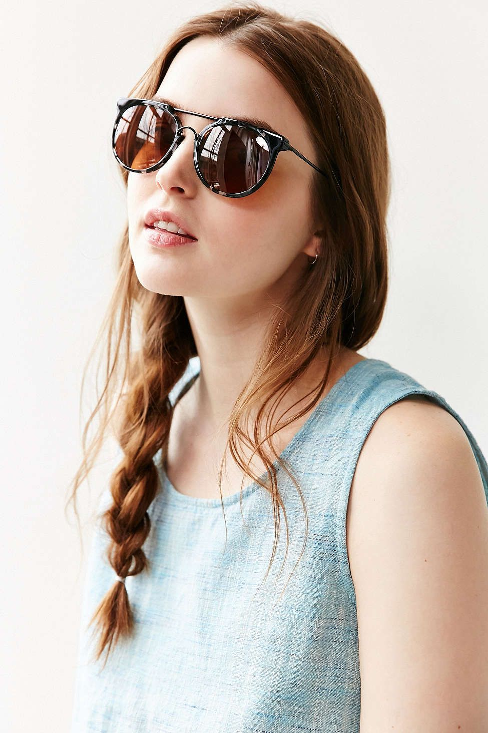 d4b6f38fdc Wonderland Stateline Sunglasses - Urban Outfitters