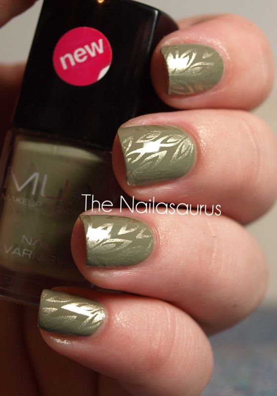Autumn Is Here Apparently Uk Nails Nail Art Blog And Creative
