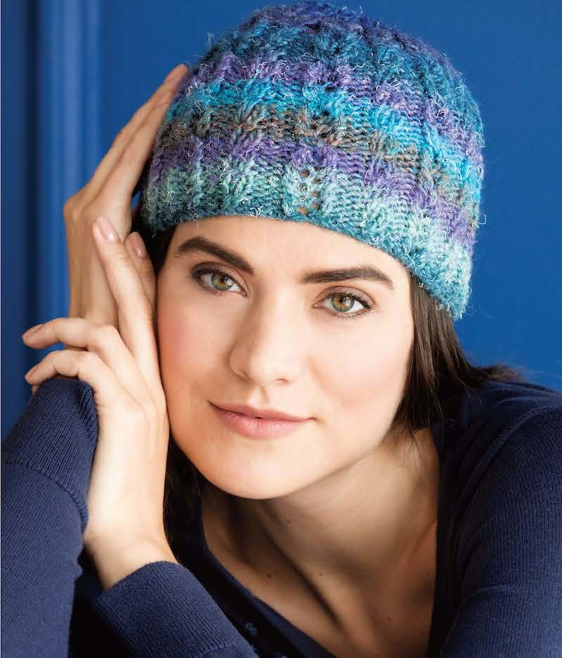 Free knitting pattern: Cable-Knit Beanie by Lisa Craig from Knit ...