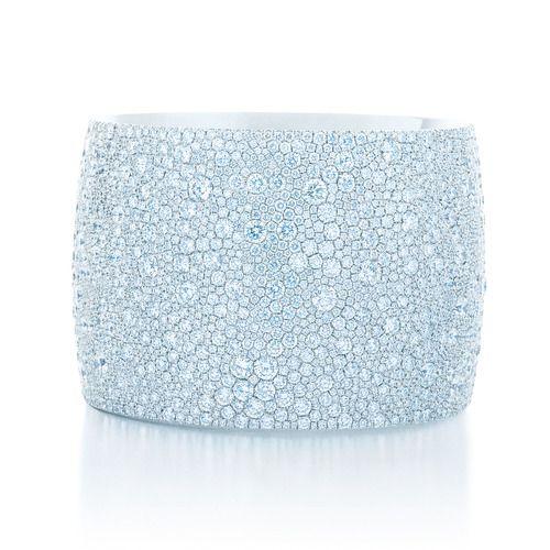 Tiffany & Co. Diamond Bangle Bracelet