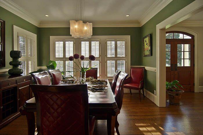 Dining Room & Front Door | Kitchen decor, Furniture ...