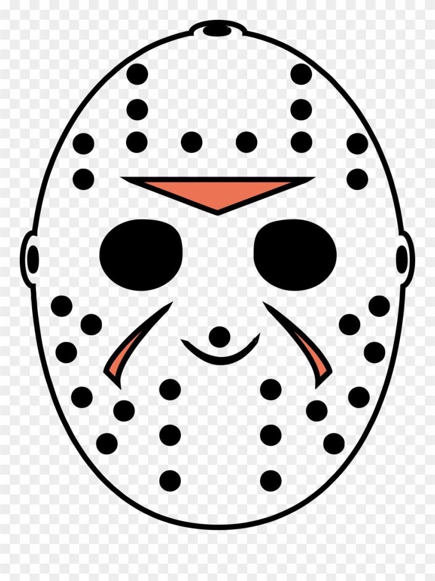 Jason mask Jason mask, Cricut design, Svg files for cricut
