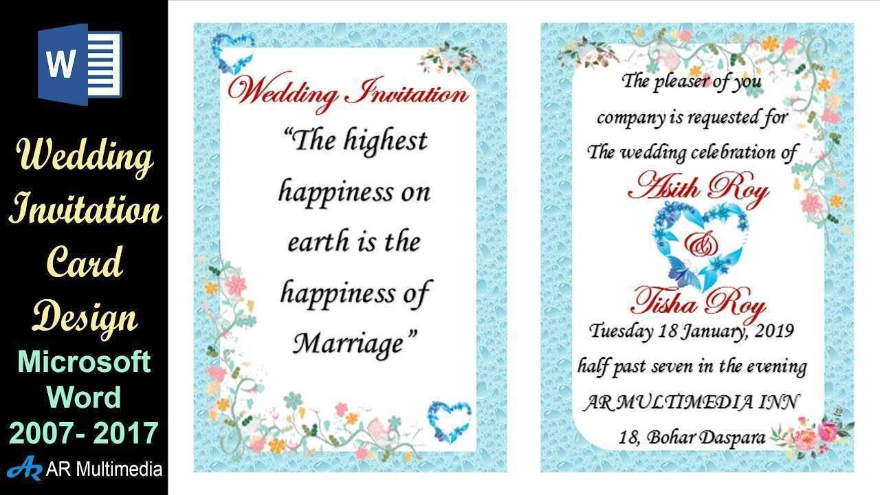 8 Top Image Free Online Invitation Card Design Wedding Invitation Card Design Online Invitation Card Marriage Invitation Card