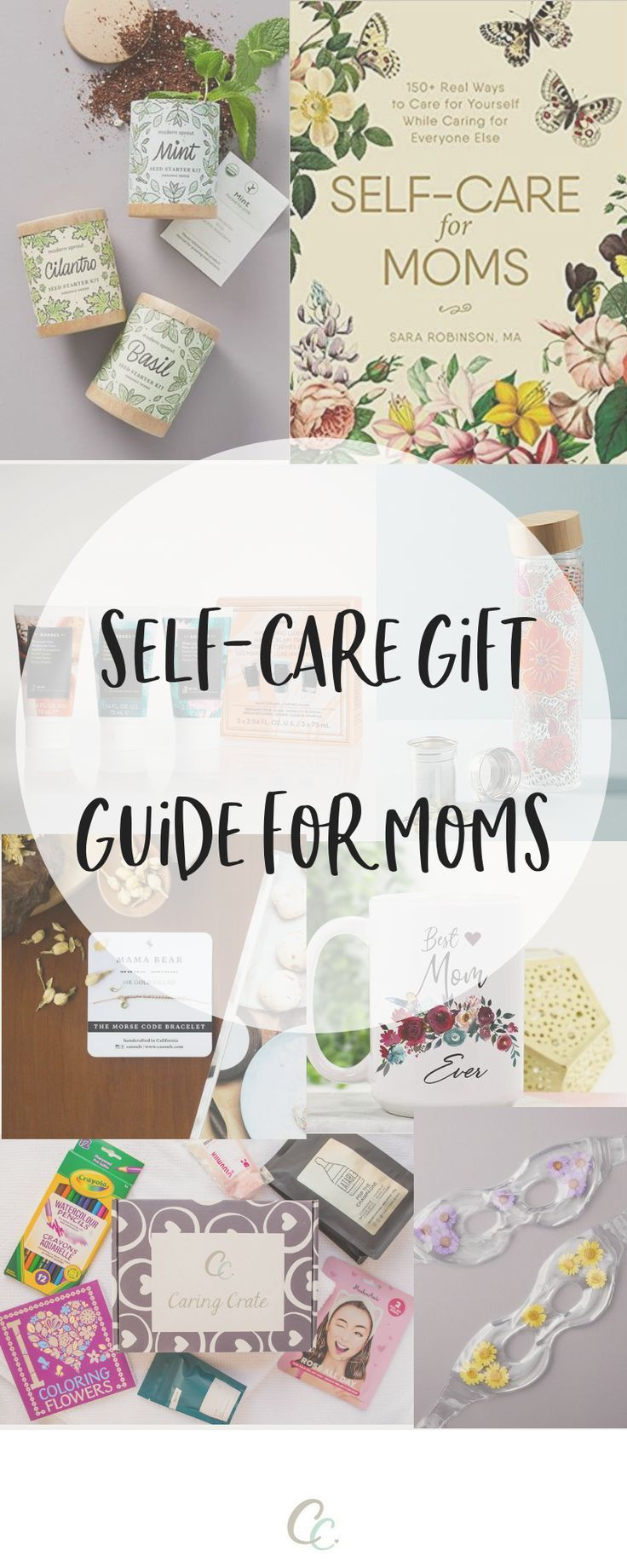 SelfCare Gift Guide for Moms Gift guide, Homemade