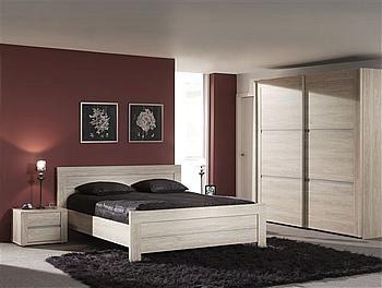 Slaapkamer Ideeen Kleuren : Slaapkamer ideeën foto s slaapkamer rocca in kleur natuur eik