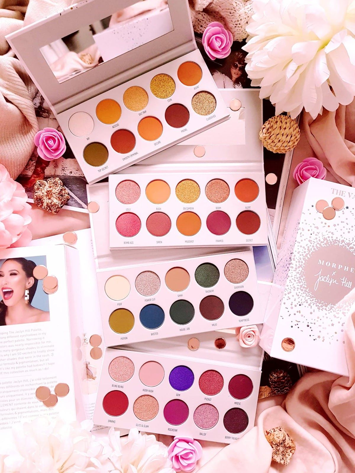 Morphe X Jaclyn Hill Jaclyn hill makeup, Kylie cosmetics